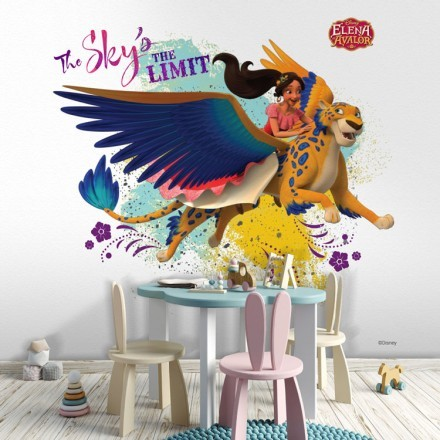 The Sky's the Limit , Elena of Avalor
