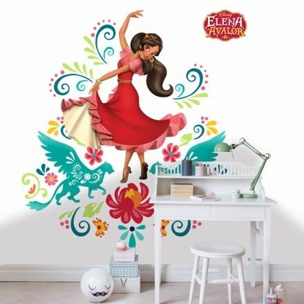 Χορέυοντας με την Elena του Avalor