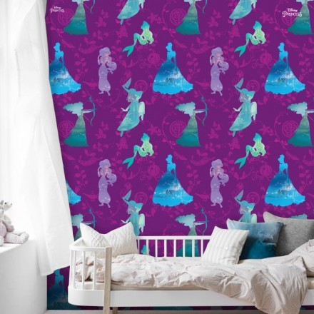 Μοβ μοτίβο, Πριγκίπισσες!!