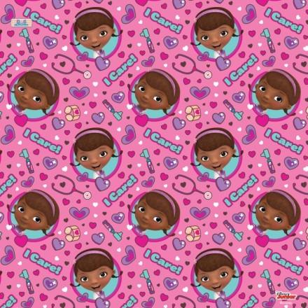 I care pattern, Doc Mc Stuffins