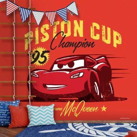 Piston Cup, Cars