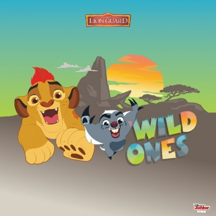 Wild Ones by the Lion Guard