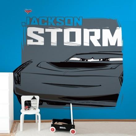 Jackson Storm, Cars!