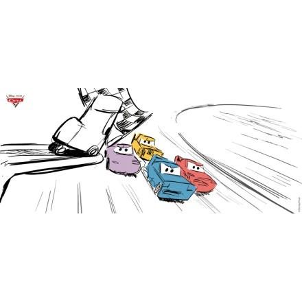 Σε αγώνα, Cars!
