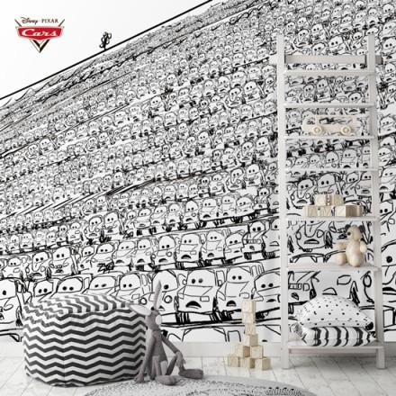 Black & White Cars!