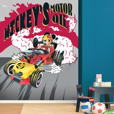Mickey's motor oil, Mickey Mouse!