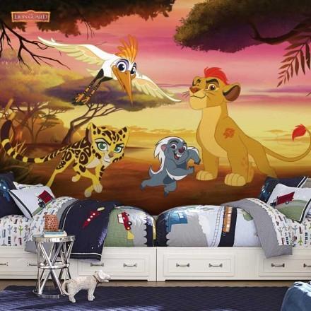 Η χαρούμενη παρέα, The Lion Guard