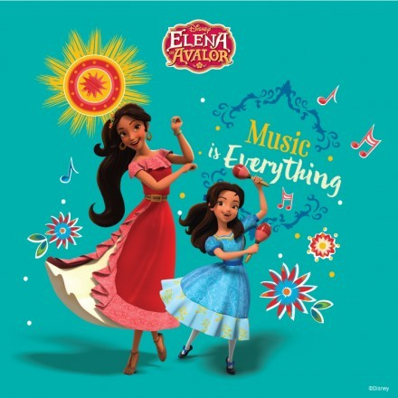 Music is everything, Elena of Avalor
