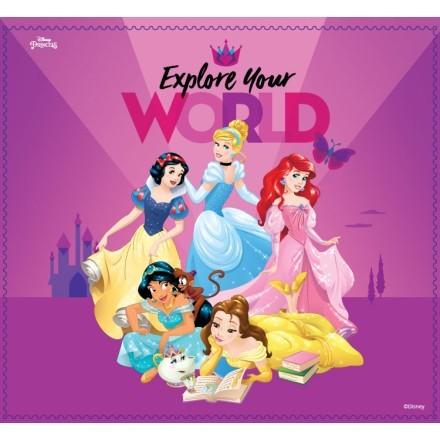 Explore your world, Princess!