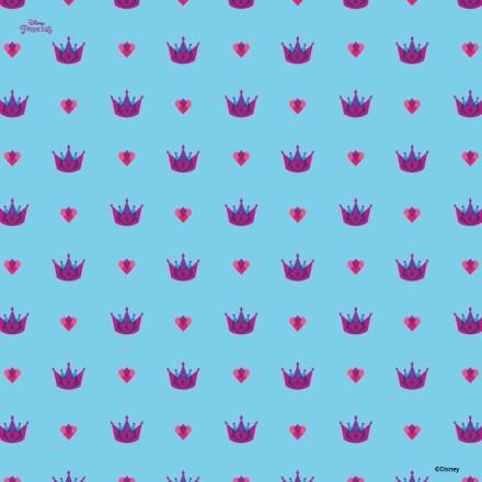 Μοτίβο από στέμματα, Πριγκίπισσες!