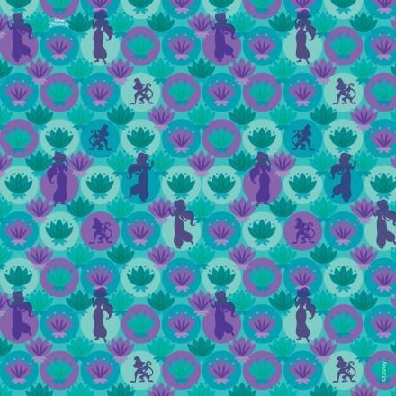 Βεραμάν και μοβ μοτίβο, Πριγκίπισσα Γιαμίν!