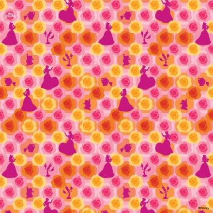 Pattern of princess Belle!