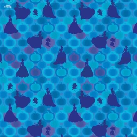 Μπλε μοτίβο της Σταχτοπούτας!