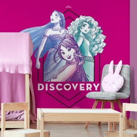 Η Ανακάλυψη, Πριγκίπισσες!