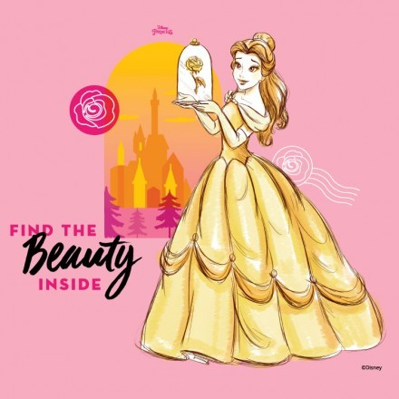 Βρες την ομορφιά μέσα σου, Πριγκίπισσες!