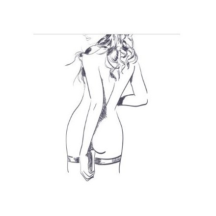 Σέξι γυναικείο σώμα