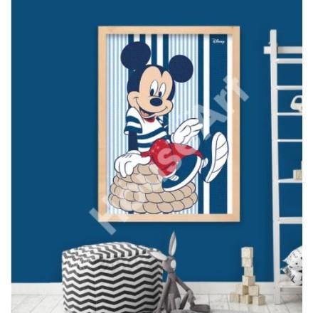 Ο Mickey με ναυτικά ρούχα!