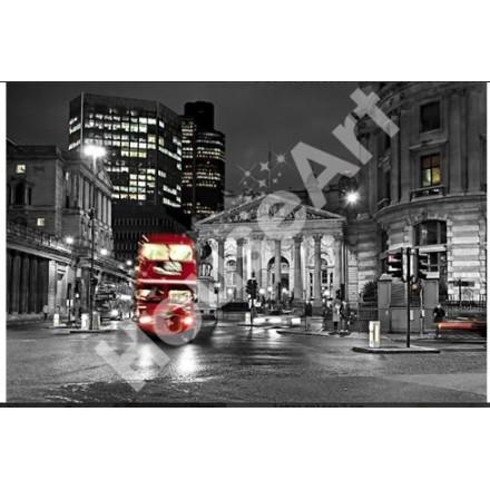 Το Λονδίνο σε ασπρόμαυρο φόντο