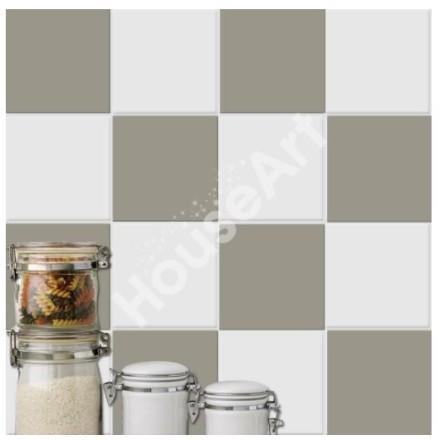 Medium grey (30 τεμάχια)- 15x15cm