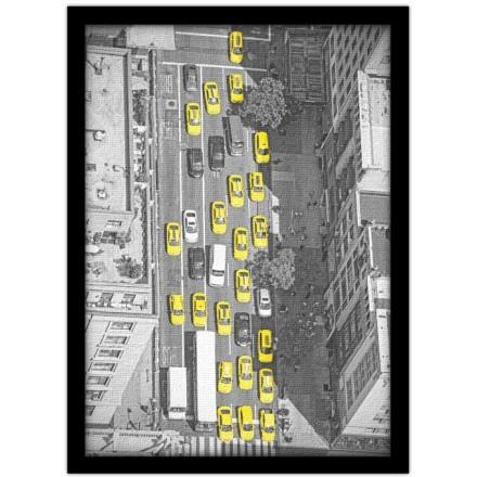 Κίτρινα Αυτοκίνητα