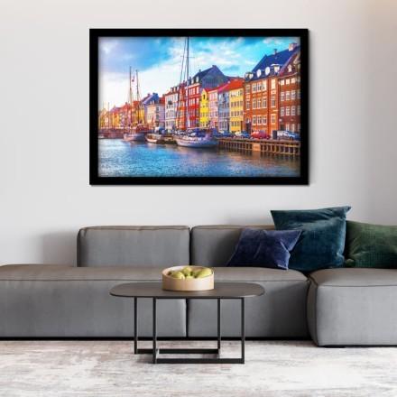 Κανάλι στη Κοπενχάγη