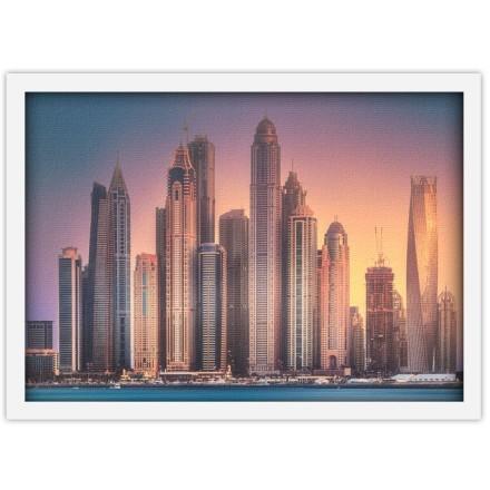 Ηλιοβασίλεμα στο Ντουμπάι
