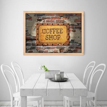 Coffee Shop Wall Art