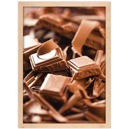 Κομμάτια σοκολάτας