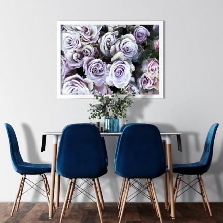 Μοβ τριαντάφυλλα