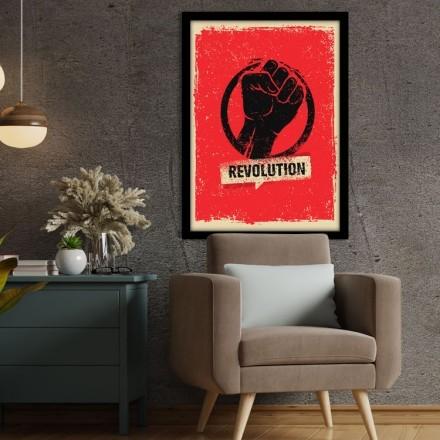 Revolution, γροθιά