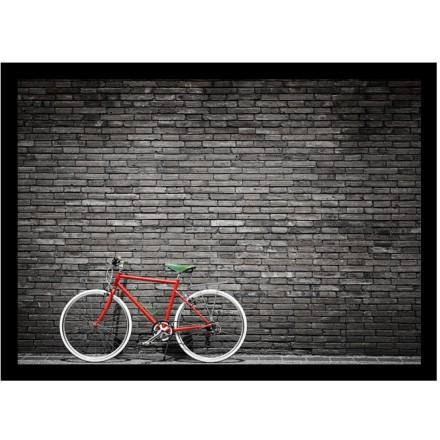 Ποδήλατο σε τοίχο