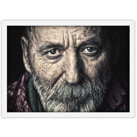 Πορτραίτο Ηλικιωμένου