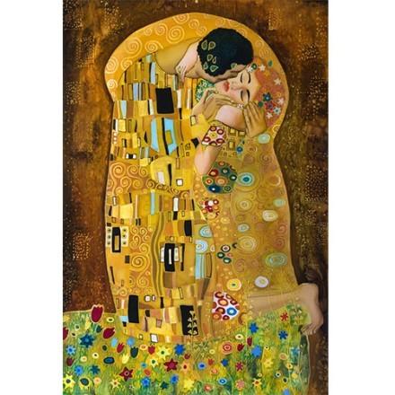 Το φιλί, Klimt