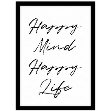 Χαρούμενο μυαλό, χαρούμενη ζωή