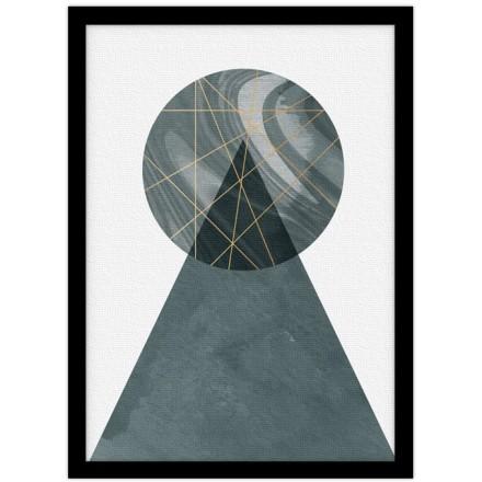 Τρίγωνο και κύκλος