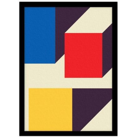 Χρωματιστά τετράγωνα