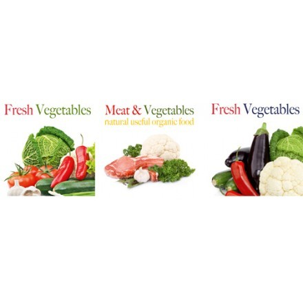 Kρέας και λαχανικά