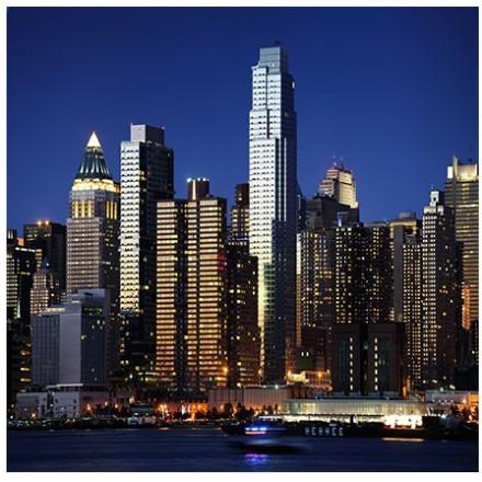 Νύχτα στη Νέα Υόρκη