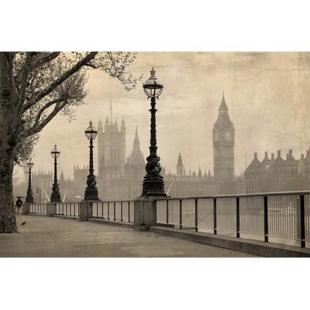 Περπατώντας στο Λονδίνο