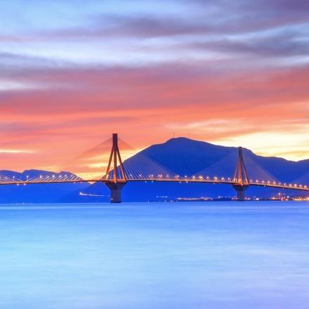 Γέφυρα Ρίου, Πάτρα
