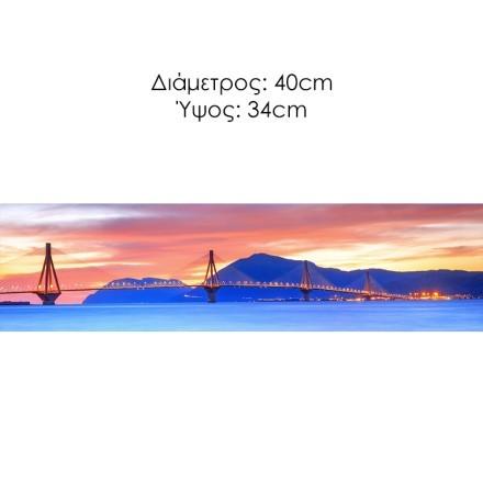Γέφυρα του Ρίου, Πάτρα