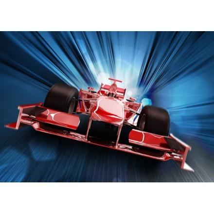 3D αυτοκίνητο της Φόρμουλα Ένα