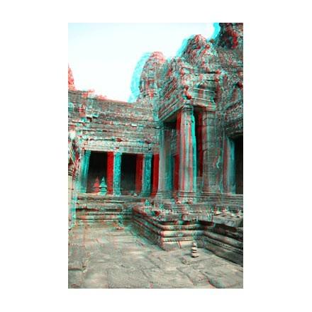 Αρχαίος ναός Χμερ στην Καμπότζη