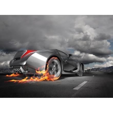 Σπορ αυτοκίνητο ταχύτητα