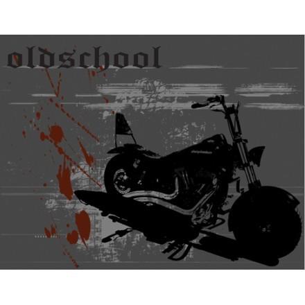 Μοτοσικλέτα old school