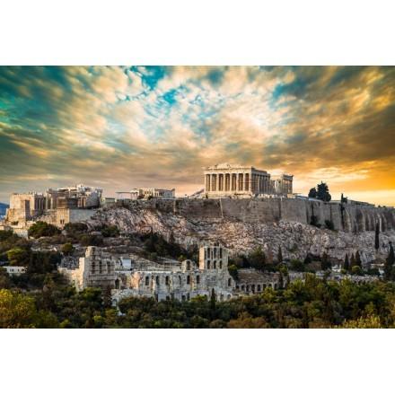 Θέα της Ακρόπολης, Αθήνα