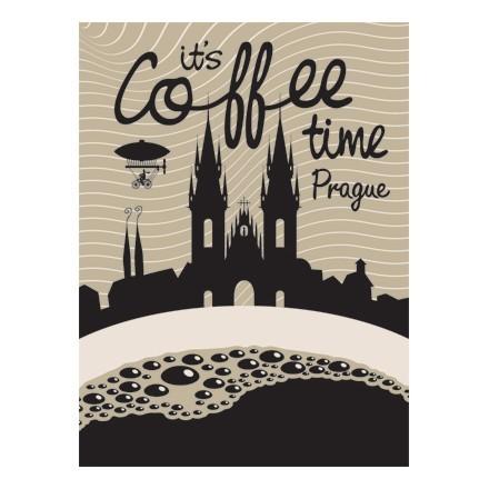 Ώρα για καφέ, Πράγα