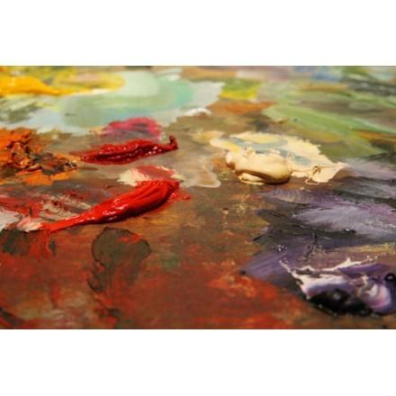 Αφηρημένη τέχνη χρώματα