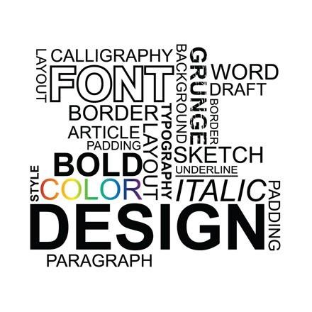 Φόντο με λεξεις, «σχεδιασμός»