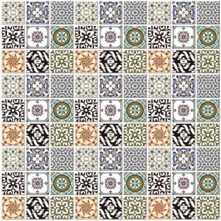 Γεωμετρικά Πλακάκια
